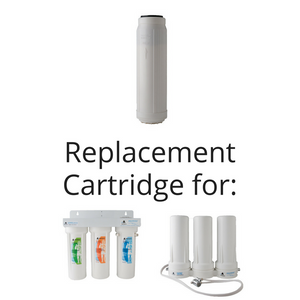 Sodium Reduction Cartridge for Sink Units