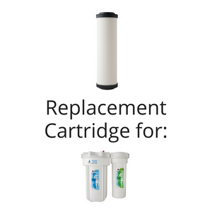 Microbial Hi-Flow Ceramic Replacement Cartridge
