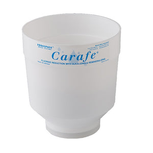 Aquaspace Carafe Fluoride Reduction and Alkaline Water Filter
