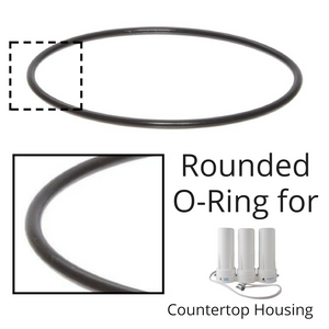 Replacement Rounded O-ring for AQ-400