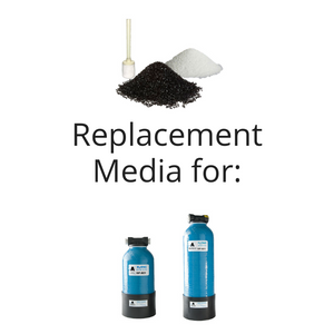 H2OME Replacement Media Kit