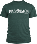 Washington Bigfoot Tee
