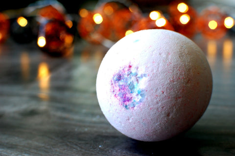 Choose Happy Bath Bombs