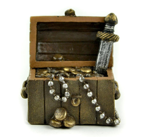 Pirate Treasure Chest, Pirate Booty, Ocean Treasure, Ocean Treasure, Party Decoration, Treasure Chest Cake Topper