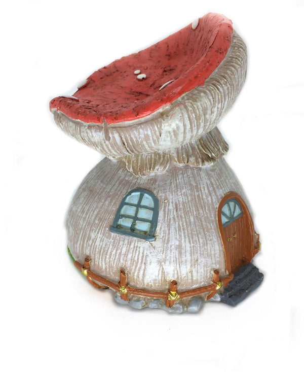 Red Topped Mushroom House,  4