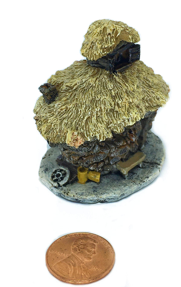 Micro Thatched Roof House, 2