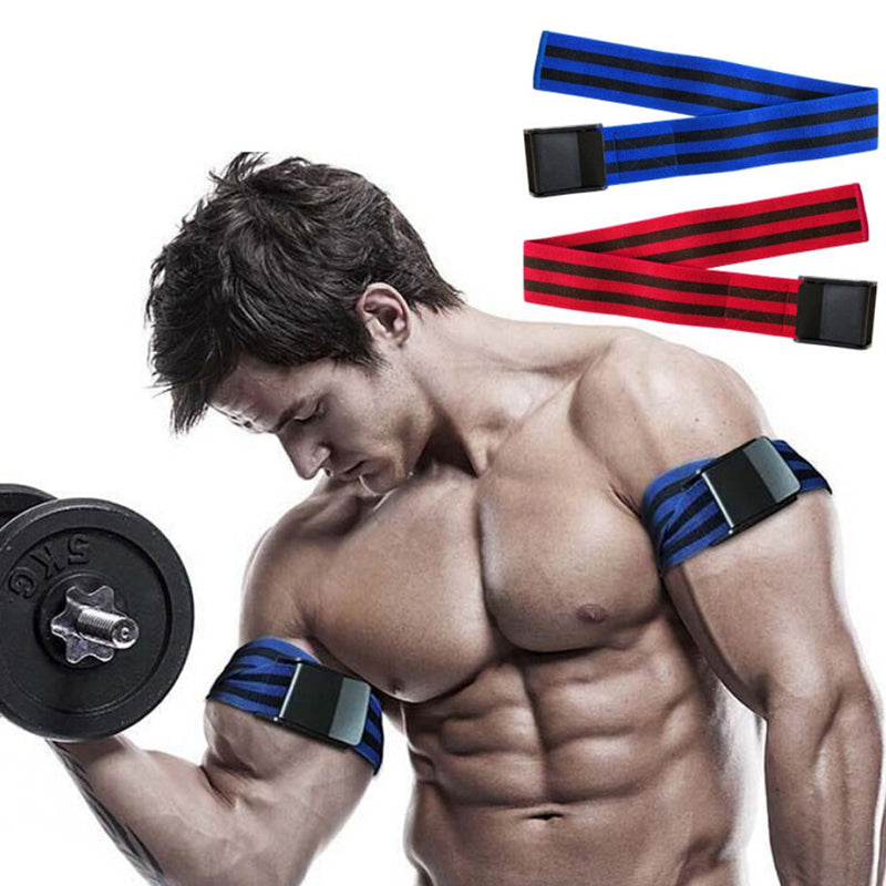 Blood Flow Restriction Occlusion Training Bands