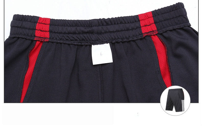 Mens Quick Dry Training Shorts