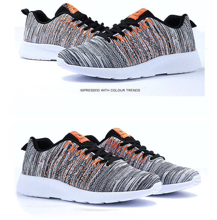 Womens Light Weight Sneakers