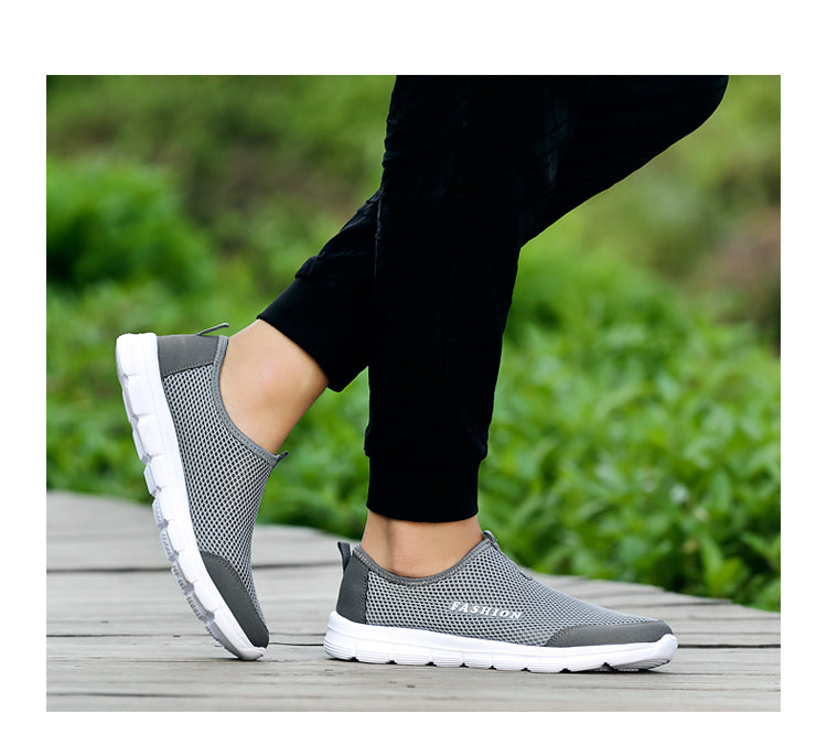 Slip On Walking Sneakers