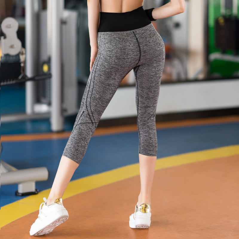 Summer Yoga Pants Women's Clothes - Fitness Sports Trousers