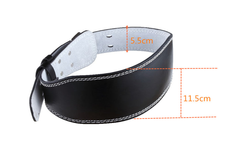 Weightlifting Belt for power lifting with lumbar support