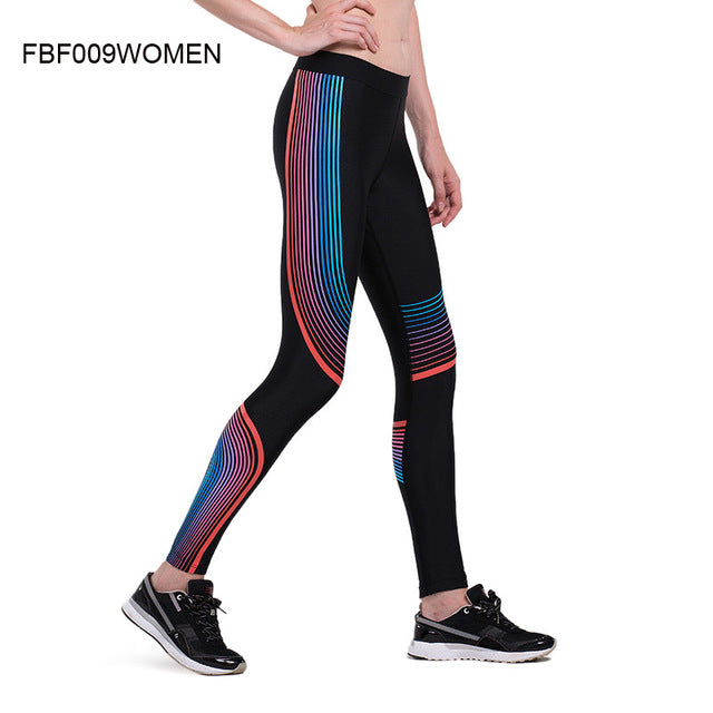Yoga Compression Elastic Pants