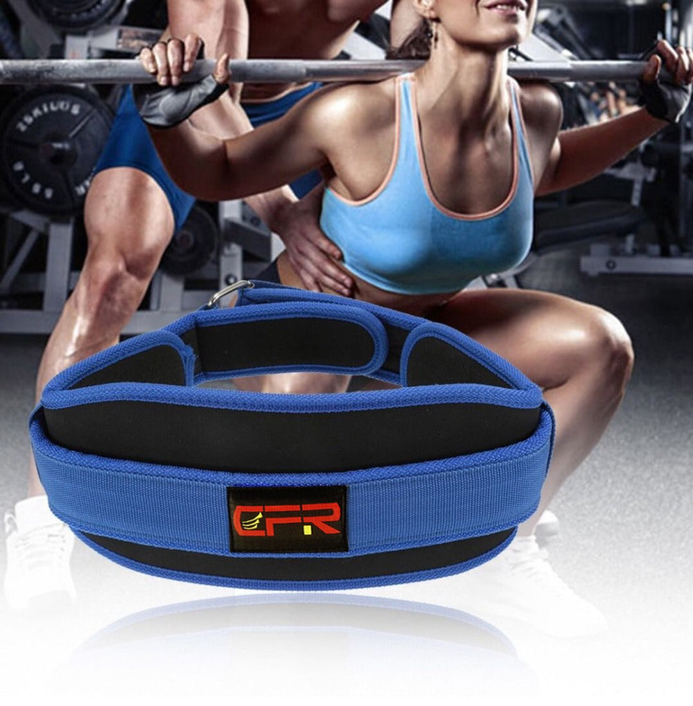 Black Blue Red Sport Slimming Belts Fitness Belt