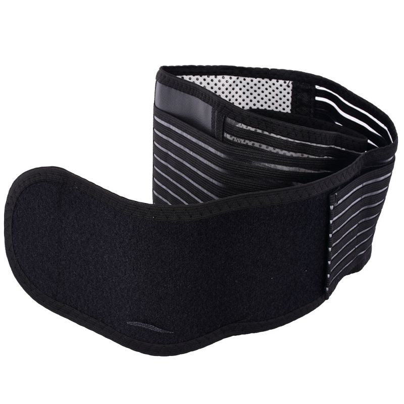 Men Tourmaline Self-heating Magnetic Therapy Waist Support