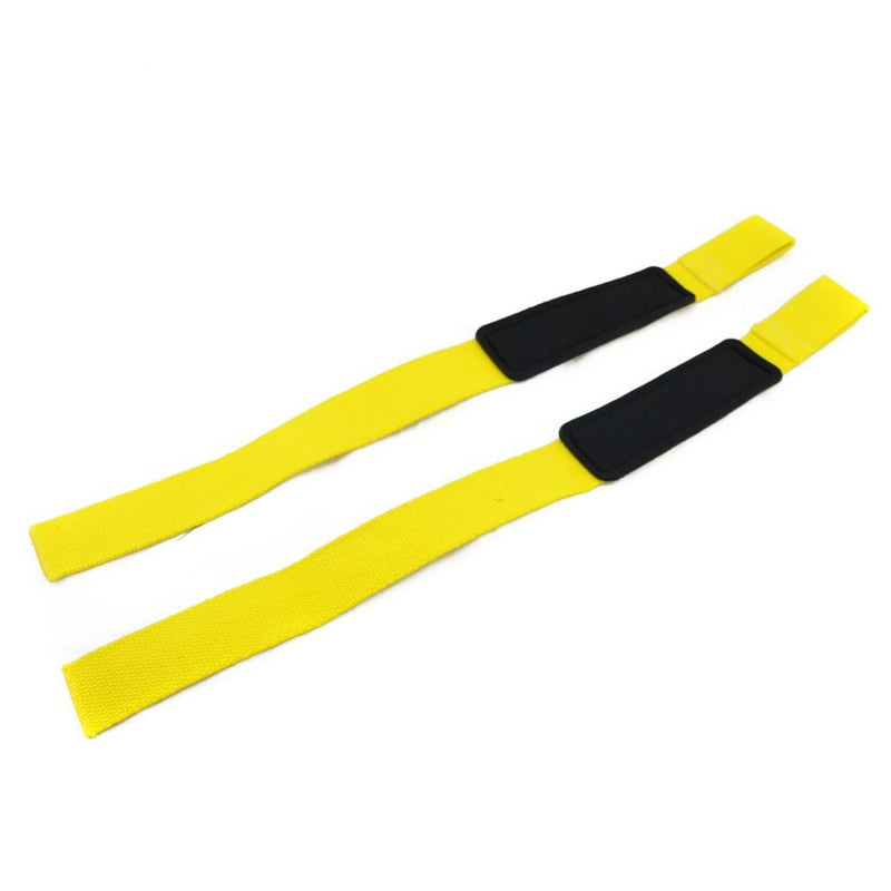 2Pcs Crossfit Weight Lifting Straps Gym
