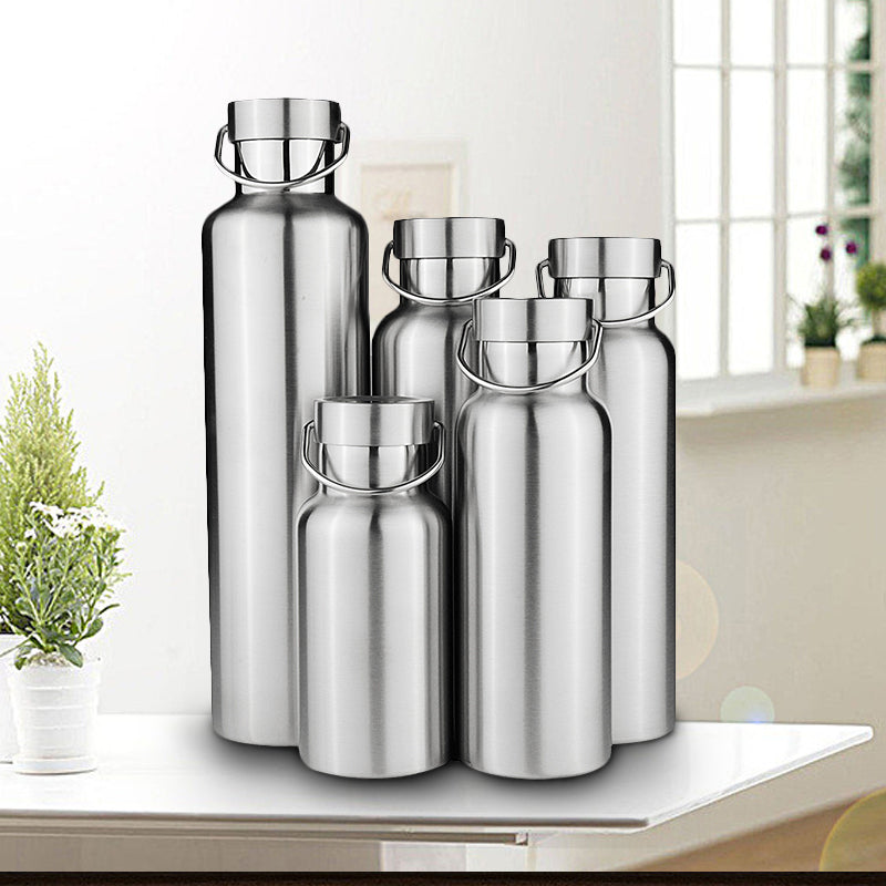 300/500/650/700/1000ml Stainless Steel Double Wall Vacuum Jug