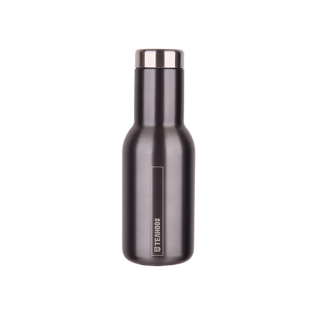 TEAHOO Brand Insulated Stainless Steel Water Bottles