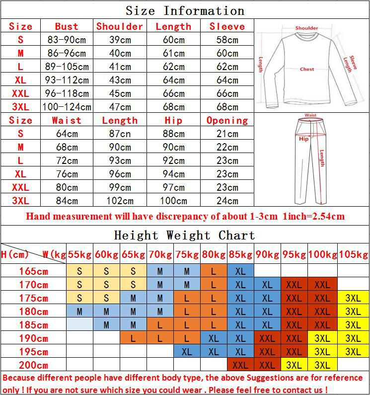 Mens Winter Sportswear Tracksuit
