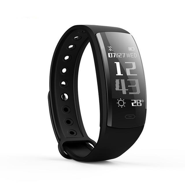 Diggro QS90 Smart Bracelet Heart Rate Monitor.