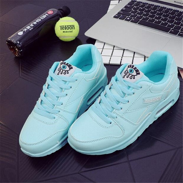 Womens Mesh Running Shoes