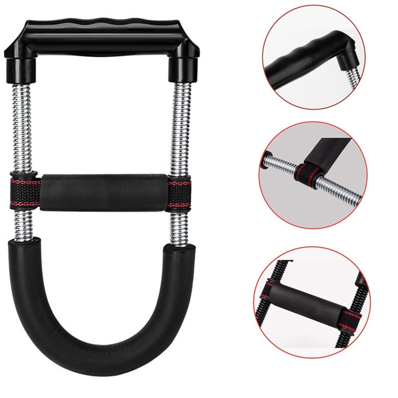 Set of 3 Multifunction Hand Grip Wrist Strengthener.