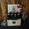 12 Days of Beer-Mas BroCrate, beer gift baskets, Christmas gift baskets, gourmet gift baskets