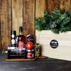 Ship In A Barrel Liquor BroCrate, liquor gift crates, Christmas gift crates