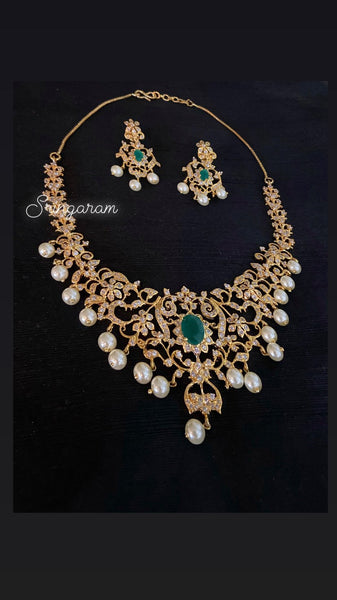 Antique jewellery - Sringaram