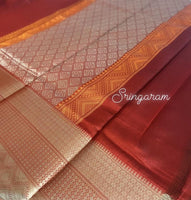 Pure  cotton saree - Sringaram