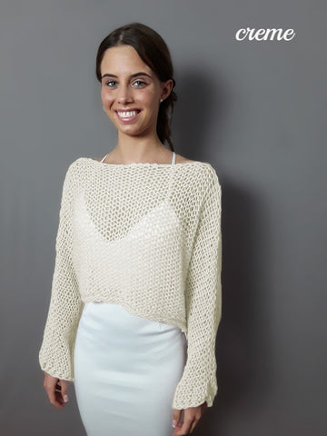 Handknitted for Brides in USA and CANADA