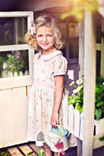Load image into Gallery viewer, Flower Girl's dress in ivory from belle and boo for 1 to 5 years