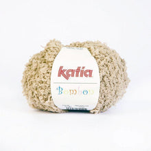 Load image into Gallery viewer, fluffy phantasy bombon wool from katia white and rose