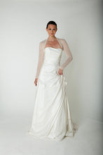 Load image into Gallery viewer, Cashmere jacket for your wedding dress