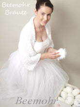Load image into Gallery viewer, Wedding Bolero for US and Canada Brides