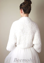 Load image into Gallery viewer, Bridal Bolero for US and Canada Brides for your bridal gown