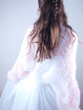 Load image into Gallery viewer, Knit bolero loose for brides
