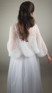 bridal knit wear for luxury weddings