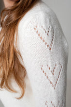 Load image into Gallery viewer, Bridal cardigan knitted for wedding skirt and wedding dress