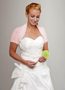 wedding knit jacket angora for your bridal gown ivory and cream