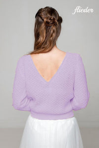 We knit bridal sweater or your Boho Wedding in USA and CANADA