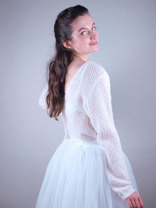 bridalknitwear from beemohr