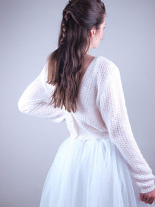 bridal shop - order knit jacket online