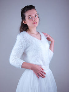 bridal knit wear cozy pullover Germany