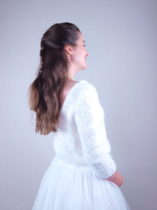 bridal knit couture made in Germany