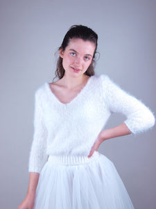 bridal knit wear made in Germany from beemohr