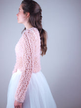 Load image into Gallery viewer, Bridal knit couture new york