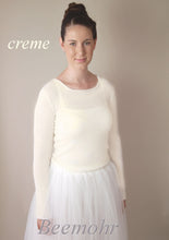 Load image into Gallery viewer, Beemohr: Bridalknitcouture pullover and jackets for your wedding