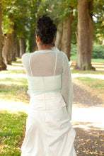 Load image into Gallery viewer, We knit bridal jackets for weddings