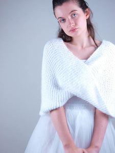 Bridal knit wear made in Germany online shop
